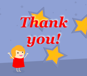 thank-you-happy-kids-timer