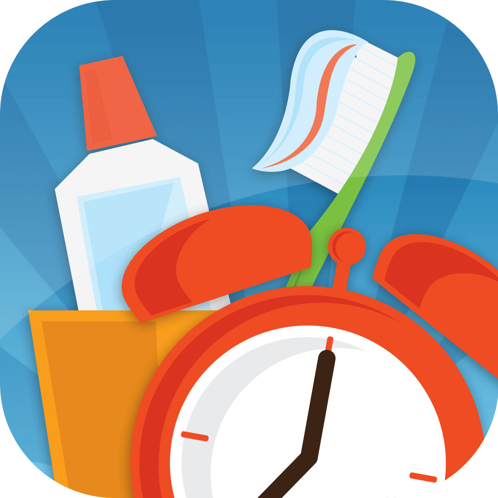 Establish Morning or Evening Routine | Happy Kids Timer Chores