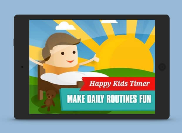 Make daily routines fun slide show image