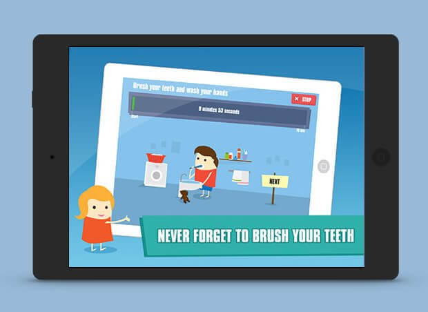 Never forget to brush your teeth slide show image