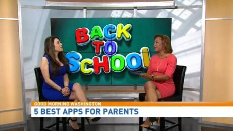 Happy Kids Timer featured on WJLA / ABC7 's TV show online
